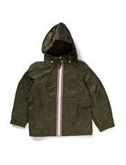 Paul jacket - Beetle green