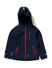 Nathan jacket - Navy Iris