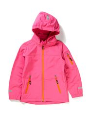 Nanya jacket - Strong Pink