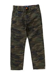 Remington pant - Light ArmyGreen