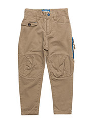 Ramon cargo pant - Antique brass