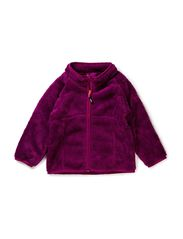 Magnolia Baby Jacket - Grape juice