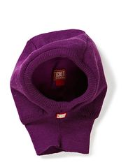 Baby Balaclava hood - Grape juice