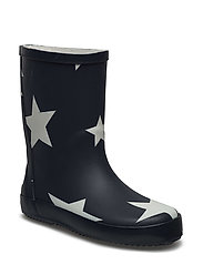 Rubber boots allover - TOTAL ECLIPSE / BLUE