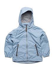 Jacket Klas with detachable hood - BLUE BELL / BLUE