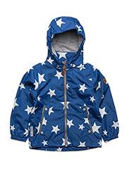 Jacket Klas with detachable hood allover - ALLOVER / MULTICOLORED