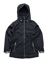 Jacket Kelly with detachable hood - TOTAL ECLIPSE / BLUE