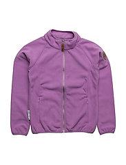 Jacket Fleece Mallory 1/1 Sleeves - VILOET / ROSE