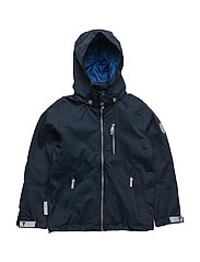 Jacket Kethil with detachable hood - TOTAL ECLIPSE / BLUE