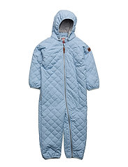 Suit with detachable hood - BLUE BELL / BLUE
