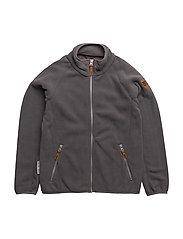 Matlas fleece jacket 1/1 sleeves - CASTLEROCK