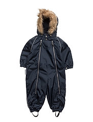 Suit snowbaggie with detachable hood - TOTAL ECLIPSE