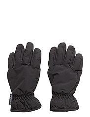 Gloves - JET BLACK