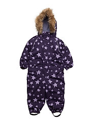 Othello snowsuit with detachable hood allover - ORIGINAL