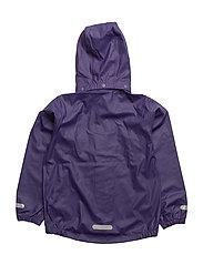 Rain set 2pcs Authentic rubber with detachable hood