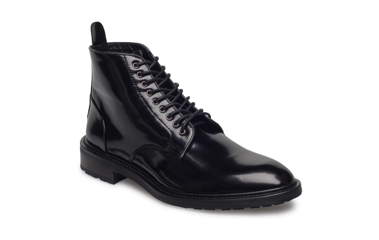 Tiger of Sweden DIDCOT - Bottines à lacets noir ysXr1aqc
