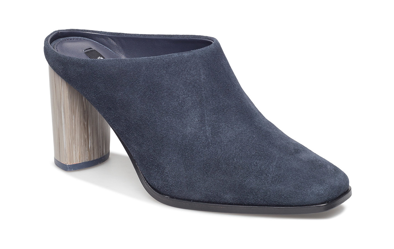 Tiger of SwedenCOLYTON - Heeled mules - deep blue