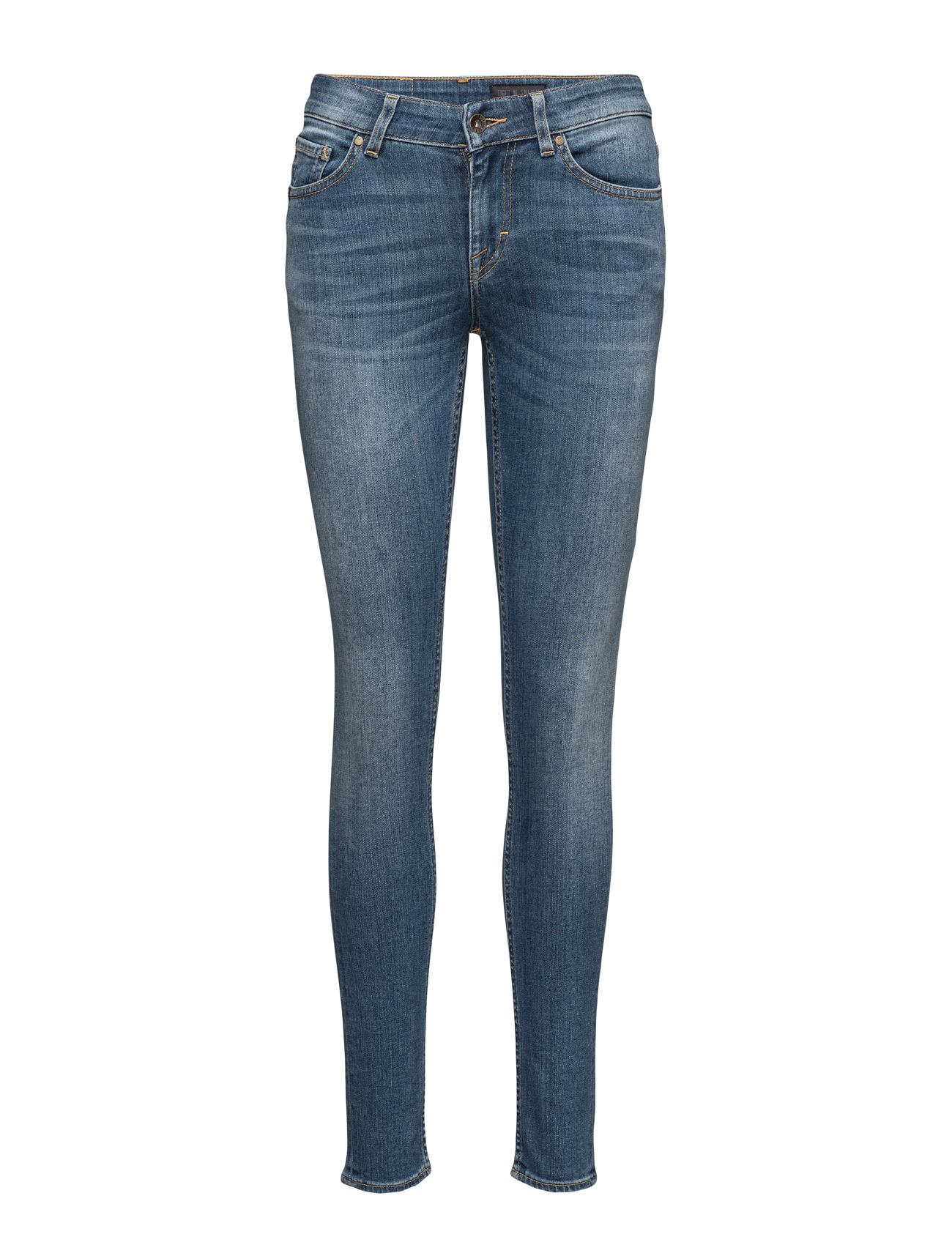 Slight Tiger of Sweden Jeans Jeans til Kvinder i Medium Blå