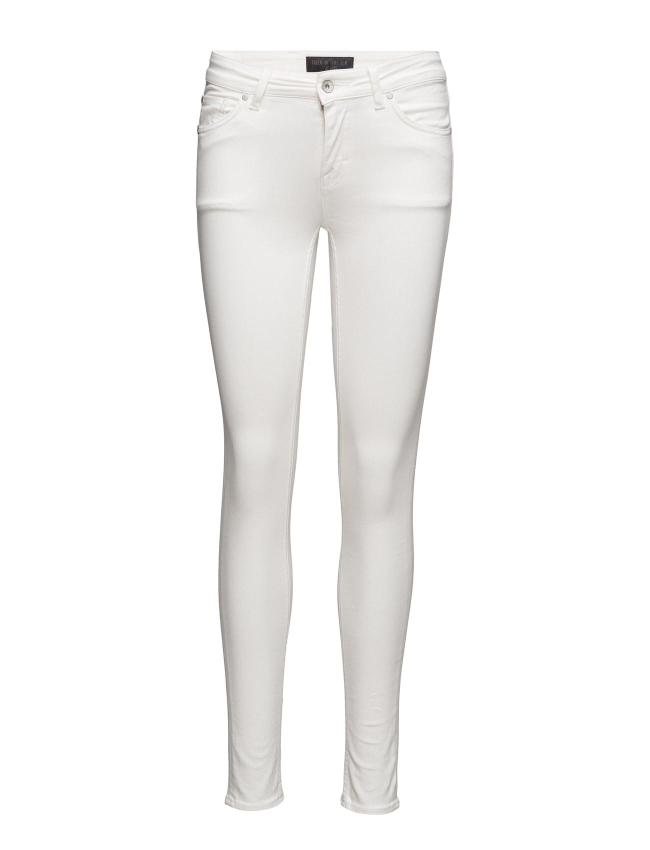 Slight Tiger of Sweden Jeans Skinny til Damer i hvid
