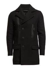 DOCKLANDS JACKET - Black