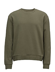 BUZZ SO - DARK KHAKI GREEN