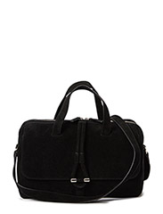 Romy Boston Suede - Noir