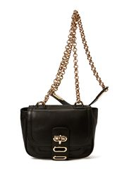 Manon Mini Bag Leather - Black