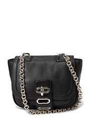Manon Mini Bag Leather - Noir