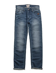DENIM TROUSERS - USED
