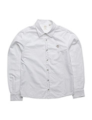 LONG SLEEVED SHIRT - WHITE