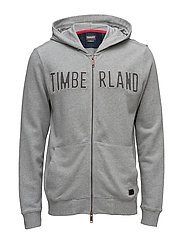STONYBROOK HOODIE SWEAT - MEDIUM GREY MELANGE