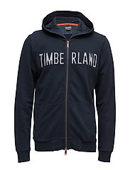 STONYBROOK HOODIE SWEAT - TIM DRESS BLUE