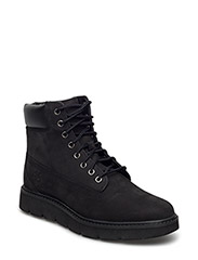 Kenniston 6 Inch Lace Up - BLACK
