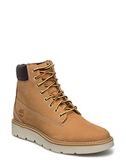 Kenniston 6 Inch Lace Up - WHEAT
