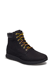 KILLINGTON 6 IN BOOT - BLACK NUBUCK