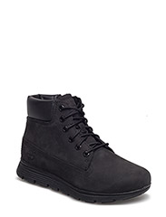 KILLINGTON 6 IN BLACK - BLACK NUBUCK