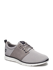 KILLINGTON L/F OXFORD - STEEPLE GREY WITH BLACK