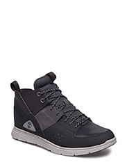 KILLINGTON NEW LTHRC - JET BLACK DARREN SUEDE