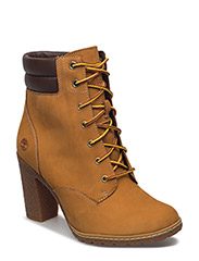 TILLSTON 6 INCH DBL - WHEAT NUBUCK