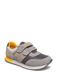 CITY SCAMPER OX - STEEPLE GREY SUEDE