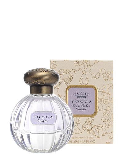 Eau de parfume Violette - CLEAR