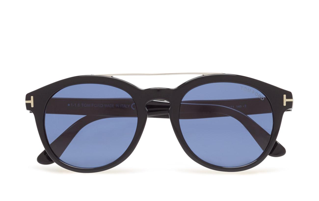 9860632a94b Tom Ford Newman (01v - shiny Black   Blue) (1988 kr) -