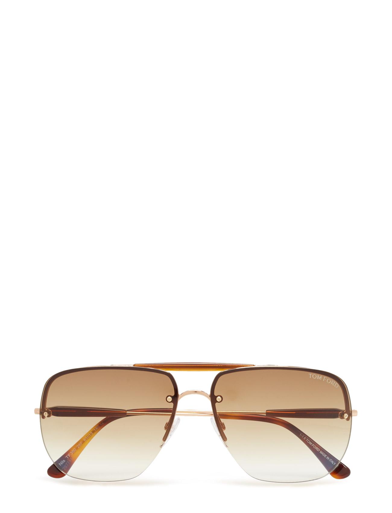 Tom Ford Nils Tom Ford Sunglasses Solbriller til Mænd i