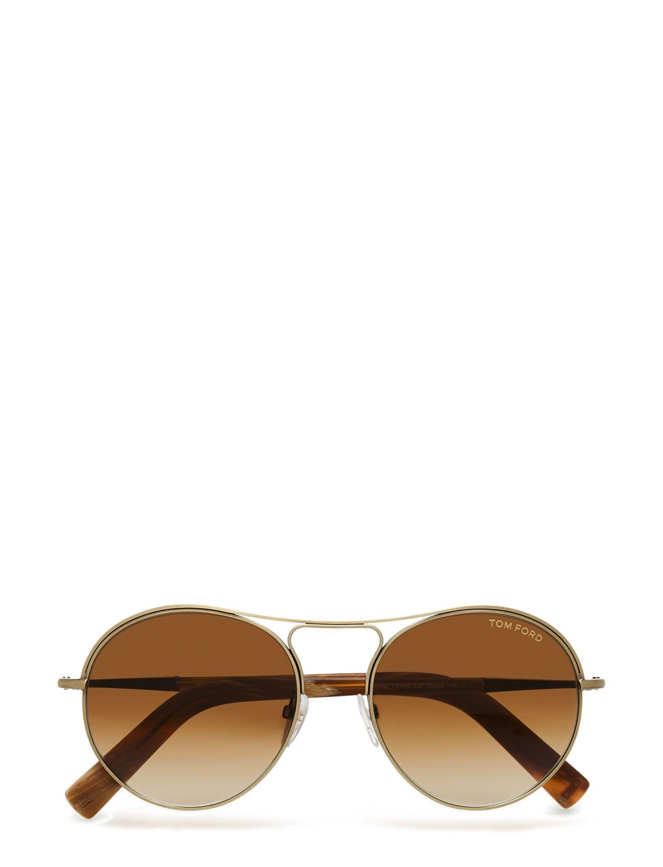Tom Ford Jessie Tom Ford Sunglasses Solbriller til Unisex i
