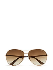 Tom Ford Charles - 28G - SHINY ROSE GOLD / BROWN MIRROR