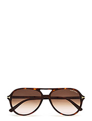 Tom Ford Jared - 56P -HAVANA/OTHER / GRADIENT GREEN