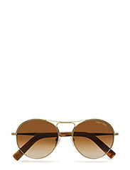 Tom Ford Jessie - 33F - GOLD/OTHER / GRADIENT BROWN