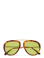 Tom Ford Stacy - 56N - HAVANA/OTHER / GREEN