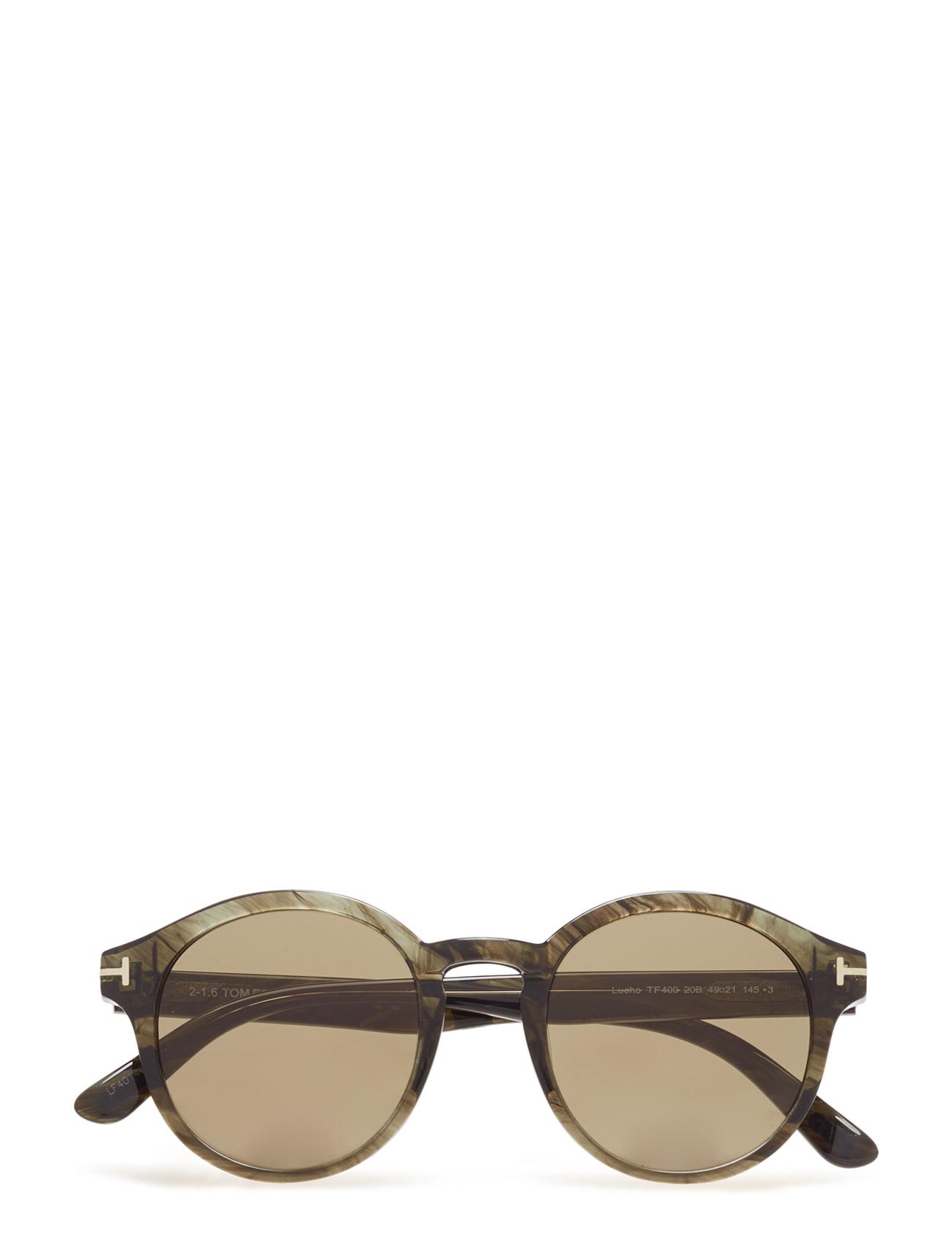 f888d8356461 Tom Ford Lucho Tom Ford Sunglasses Solbriller til Damer i ...