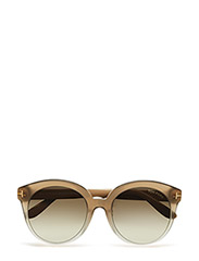 Tom Ford Monica - 59B - BEIGE/OTHER / GRADIENT SMOKE